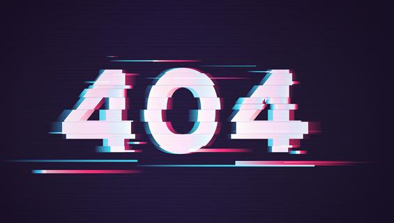 Radio ZET błąd 404