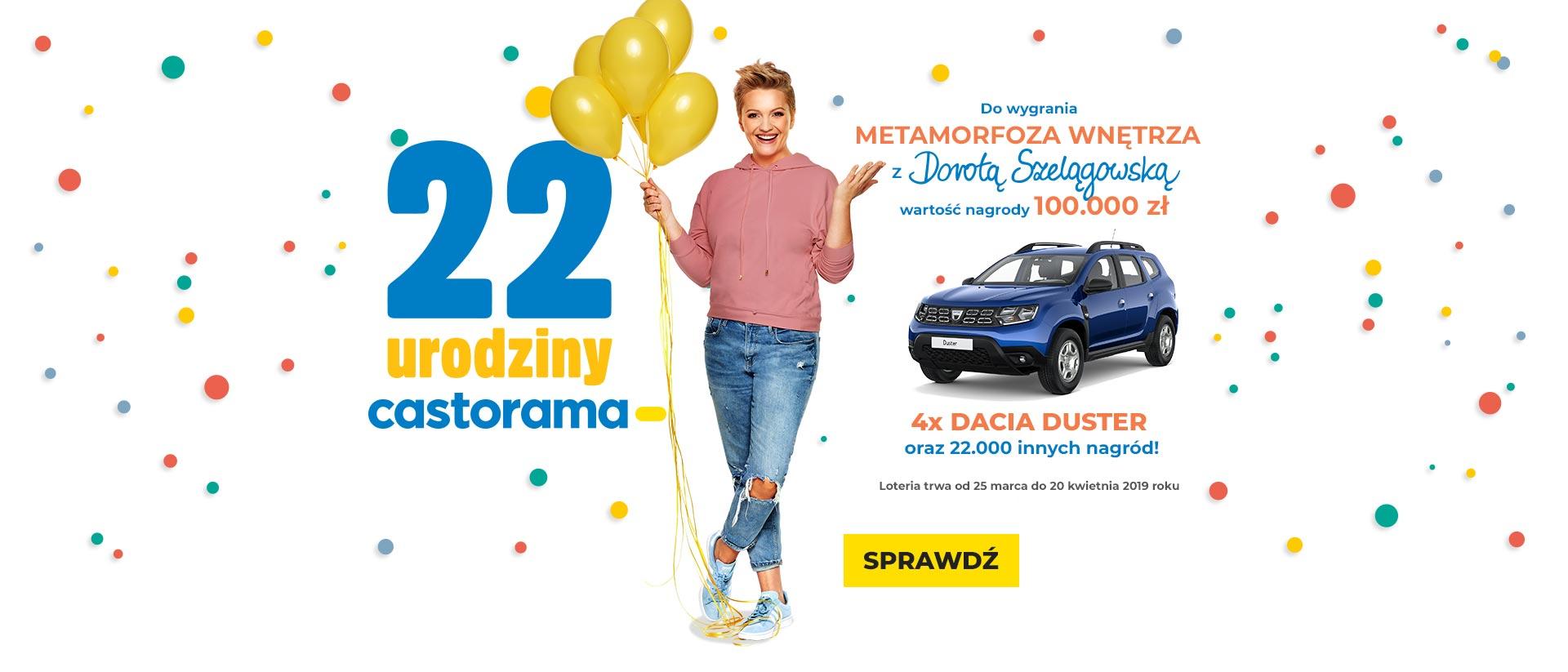 22. urodziny Castoramy