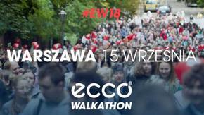 Radio ZET zaprasza na ECCO Walkathon 2018. Liczy się każdy krok!