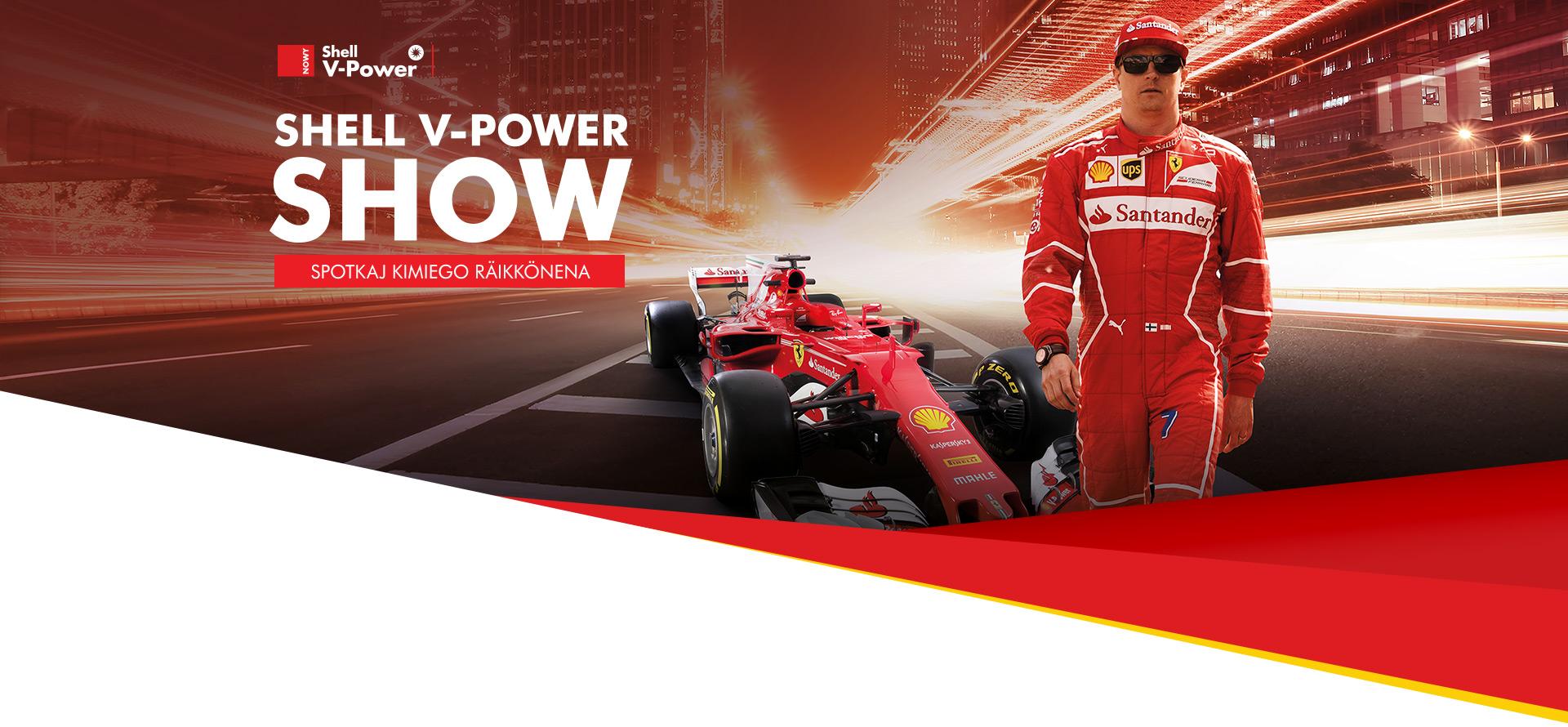 Konkurs Radia ZET Shell V-Power Show