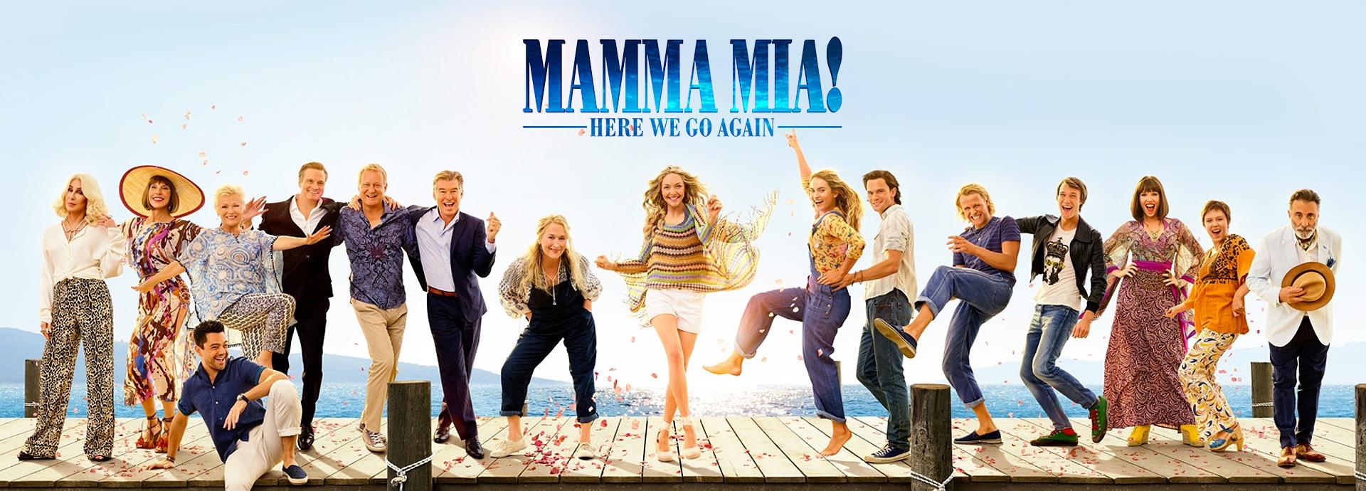 Leć do Londynu na światową premierę Mamma Mia! [KONKURS]