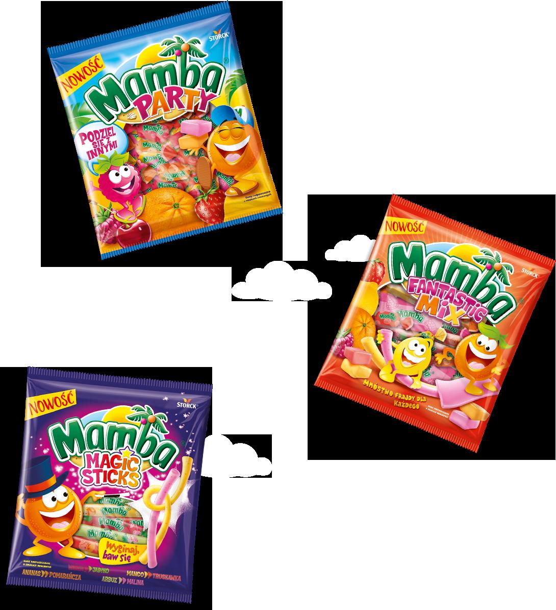 Packshot Mamba