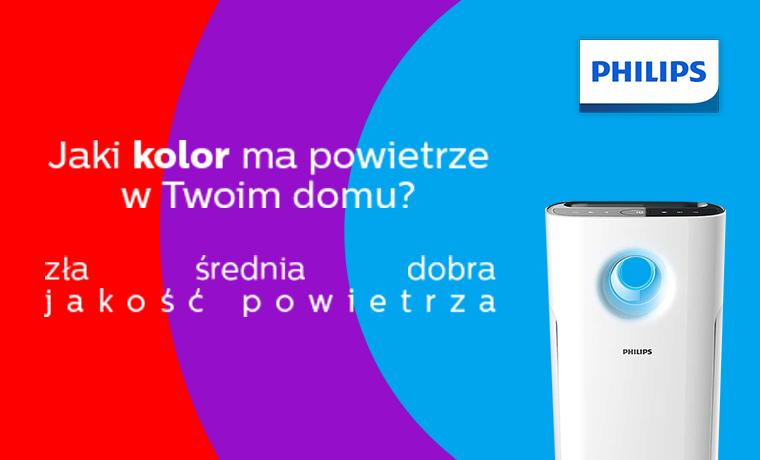 Wygraj oczyszczacz powietrza Philips w Radiu ZET!