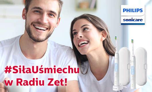 Philips siła uśmiechu w Radiu ZET!