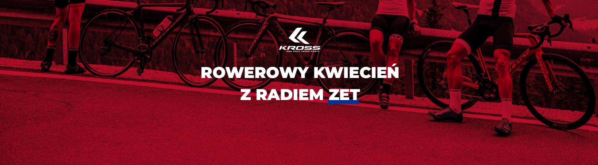 Spotkaj się z Radiem ZET w swoim mieście i wygraj czerwony rower! [TRASA]