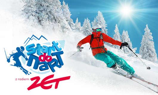 Start do nart z Radiem ZET: Wygraj czteroosobowy wyjazd na narty [KONKURS]