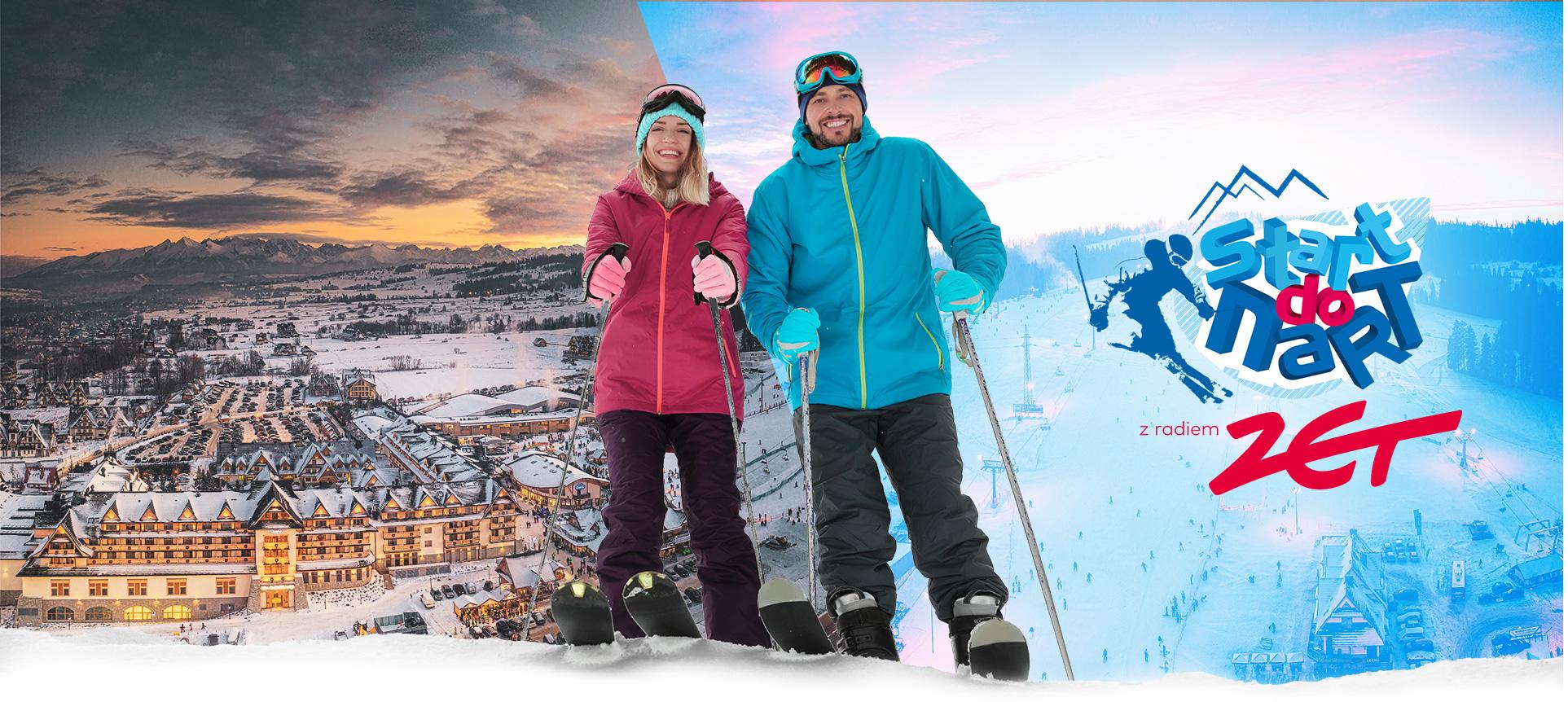 Start do nart z Radiem ZET