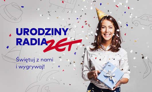 Urodziny Radia ZET!