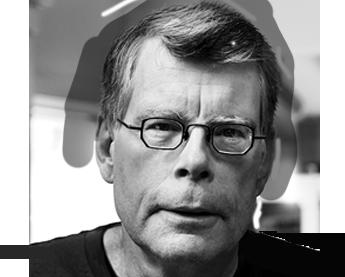 Stephen King packshot