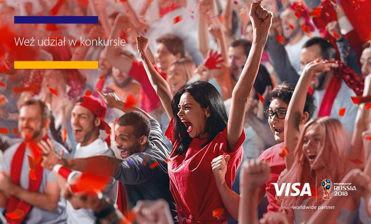 Wygraj gadżety od VISA!