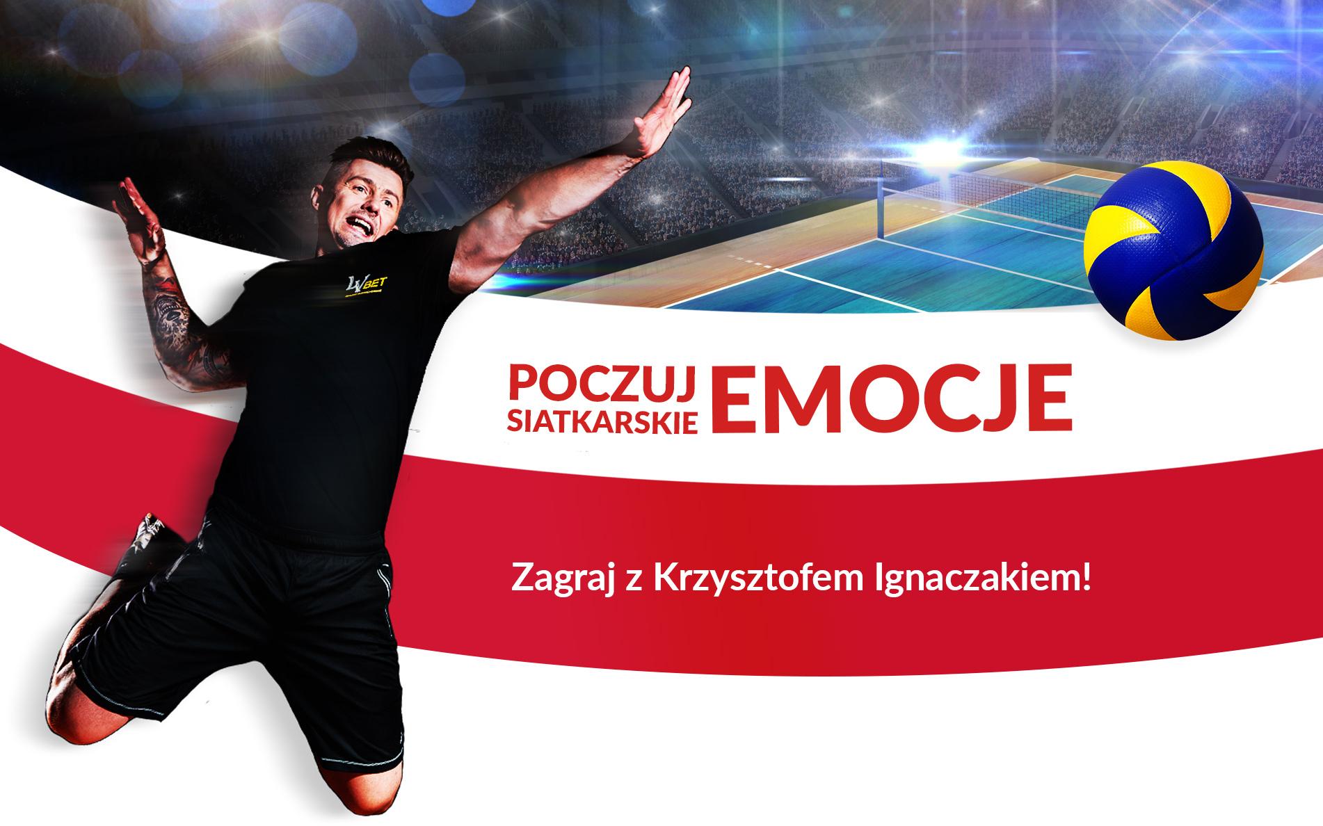 Zagraj z Krzysztofem Ignaczakiem