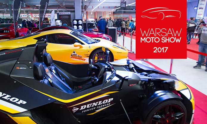 Zaproszenia na Warsaw Moto Show 2017 w Radiu ZET!