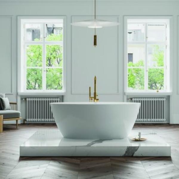 Ekskluzywny pokój kąpielowy