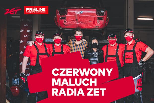 Czerwony Maluch Radia ZET