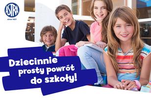 Dziecinnie proste powroty do szkoły w Radiu ZET!