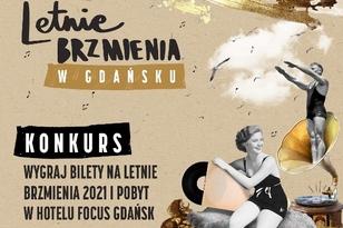 Letnie Brzmienia w Gdańsku - regulamin do konkursu