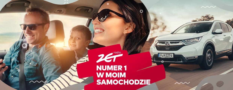 Radio ZET numer 1 w moim samochodzie